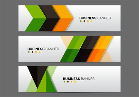 free business banner vector download free vector art stock graphics images
