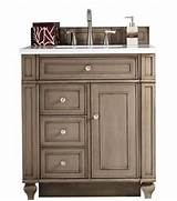 30 Bathroom Vanity With Top by 30 Inch Antique Single Sink Bathroom Vanity Whitewashed Walnut Finish White Q