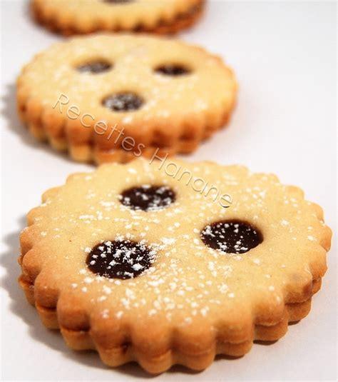 biscuits sabl 233 s fourr 233 s au chocolat recettes by hanane