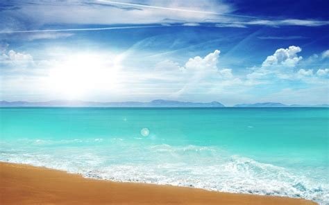 Summer Beach Backgrounds
