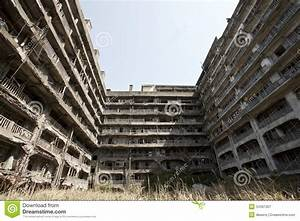 Abandoned building stock image. Image of industry, dirty ...
