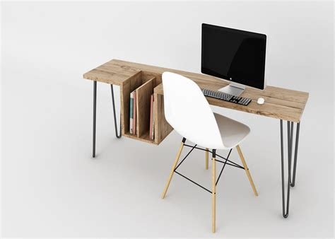table bureau design bureau design bois 5 déco design