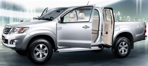 2015 Toyota Hilux Extra Cab Price, Release Date, Interior