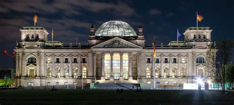 Reichstag Cupola Berlino Il Reichstag Di Berlino