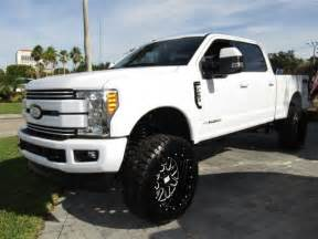 2017 Ford F-250 Lifted for Sale