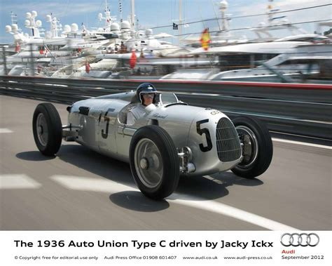 Audi Tradition At Goodwood Revival Revival Of The Silver