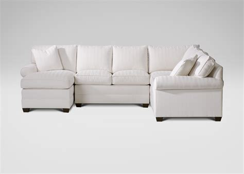 thomasville leather sofa with chaise 100 thomasville benjamin leather sofa furniture