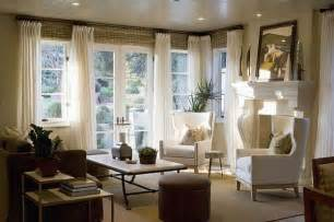 livingroom windows window treatment ideas for the living room house plans