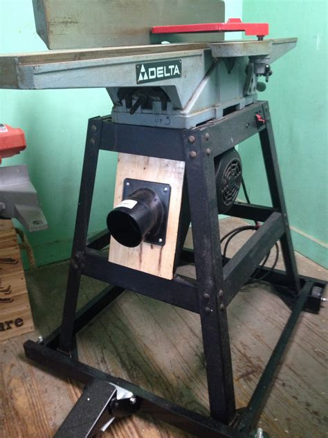 delta   joiner dust collection router forums