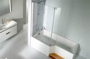 Salle De Bain Baignoire : baignoire douche neo jacob delafon schmitt ney ~ Dailycaller-alerts.com Idées de Décoration