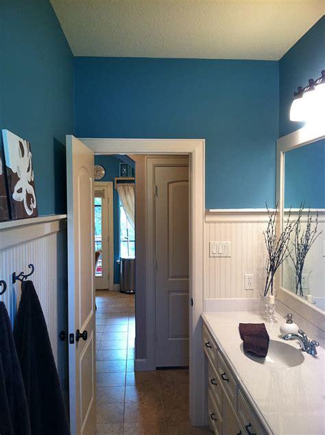 prudently painted vintage bathroom makeover diy show