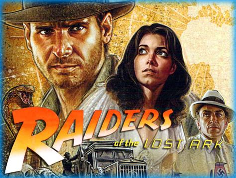 raiders   lost ark   review film essay