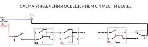 Автоматизированные системы управления освещением. автоматика курсовая работа