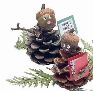 Que Faire Avec Des Pommes De Pin Pour Noel : comment faire des d corations pour l 39 arbre de no l avec des pommes de pin ~ Voncanada.com Idées de Décoration