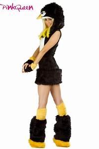 Size Chart Womens Deluxe Penguin Halloween Costume