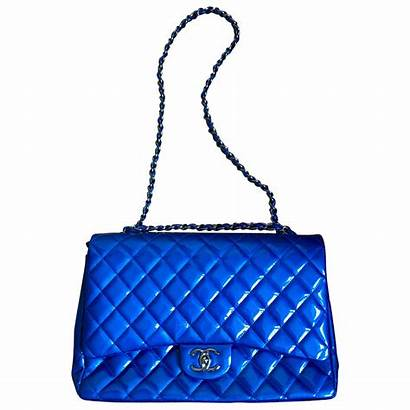 Chanel Handbags Leather Patent Bags Closet Designers