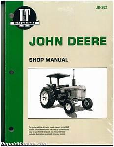 John Deere Tractor Manual 2040 2510 2520 2240 2440 2630