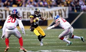Quick Notes August 11, 2017 Giants VS Steelers ...