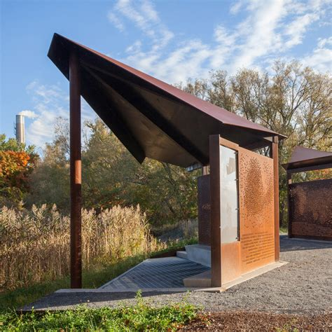 Birdwatching Pavilions By Plant Architect Are Made From