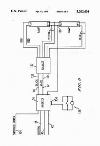 Electronic Choke Wiring Diagram