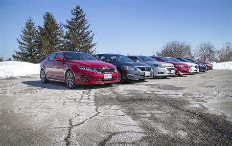 2014 Midsize Sedan Comparison Autosca