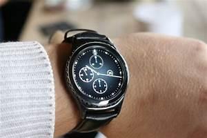 Montre Gear S2 : samsung gear s2 test complet de la montre connect e ~ Preciouscoupons.com Idées de Décoration