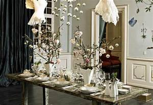 Weihnachtsdeko Basteln Für Den Tisch : 125 prima ideen f r wei e weihnachtsdeko ~ Whattoseeinmadrid.com Haus und Dekorationen