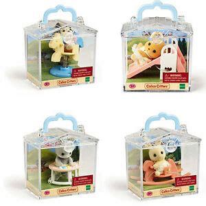 calico critters baby preschool toys amp pretend play ebay 682 | $ 35