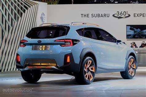 2017 Subaru Xv Crosstrek Concept Turbo Hybrid 2018 2019
