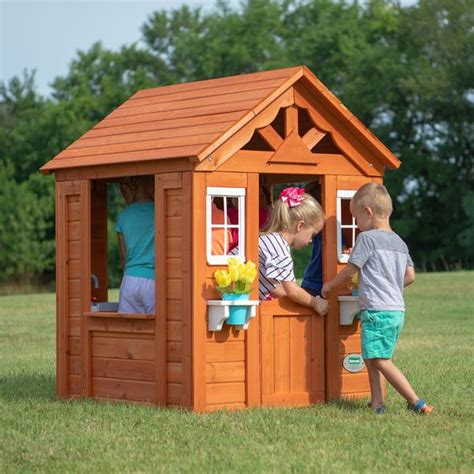 who played in house timberlake playhouse playhouses backyard discovery