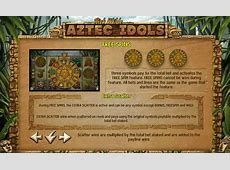 Бесплатный слот Aztec Idols Идолы Ацтеков играть онлайн
