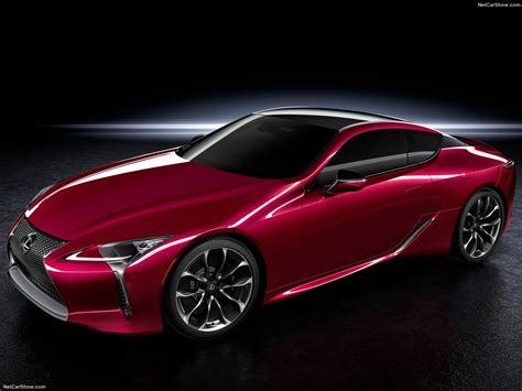 Lexus Lc Picture by Lexus Lc 500 2017 Picture 28 1600x1200