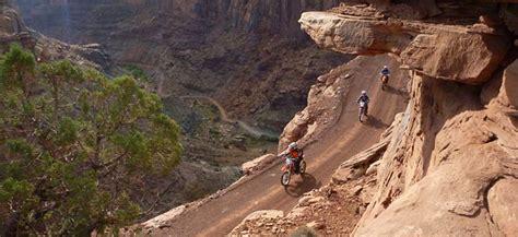 dirt bike riding  motorcycle trails discover moab utah
