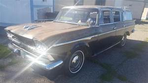 1960 Amc Rambler Super Cross-country For Sale