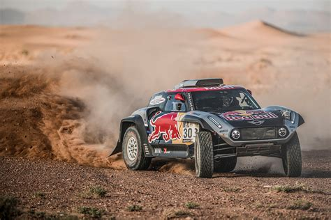 mini rally 2019 rallymaniacs x raid mini jcw team met drie dakar
