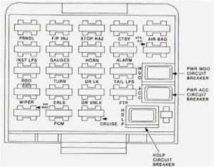 1993 Pontiac Grand Am Fuse Box Diagram 41376 Antennablu It