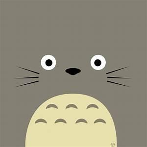 Totoro wallpaper | We Heart It | totoro and wallpaper