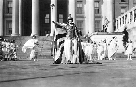 People And Places 100 Years Ago, The 1913 Women's