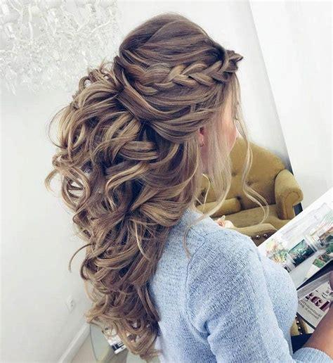 20 ideas of wedding half up long hairstyles 20 ideas of wedding half up long hairstyles