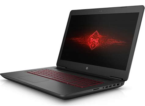Hp Updates Omen 17 Notebook With Gtx 1060/1070 Graphics