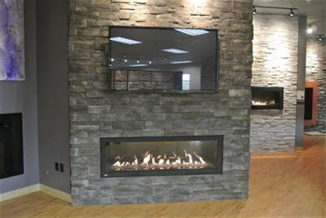 napoleon lhd62 linear gas fireplace quality ashen