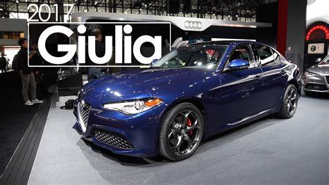 Alfa Romeo New York by 2016 Alfa Romeo Giulia 2016 New York International Auto