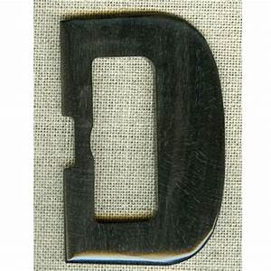belt buckle letter d in brown horn la mercerie parisienne With letter d belt buckle