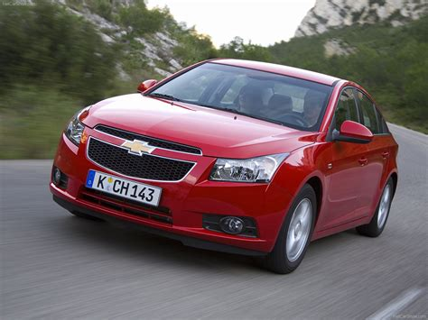 Chevrolet Cruze 2009 by Chevrolet Cruze 2009 Picture 1 Of 32