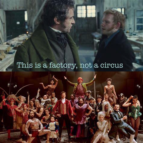 les miserables   greatest showman musicals