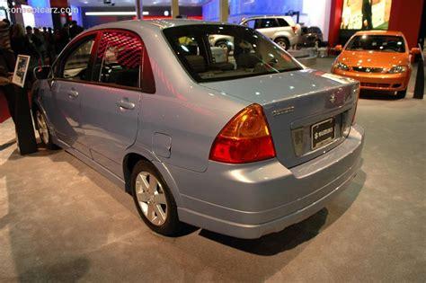 Suzuki Aerio Reviews by 2006 Suzuki Aerio Review Top Speed