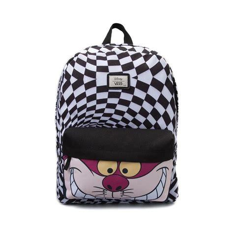 vans old skool cheshire cat backpack from journeys back pack