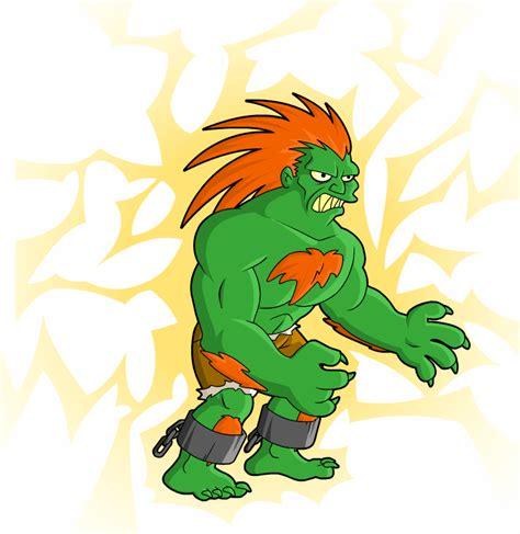Springfield Punx Street Fighter Weekend Blanka
