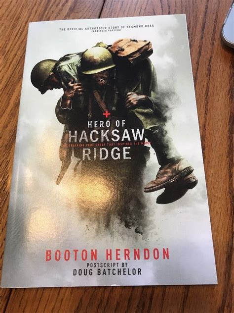 What's extra cool about this draft of hacksaw is that braveheart writer randall wallace revised it! Hero of hacksaw ridge book review - casaruraldavina.com