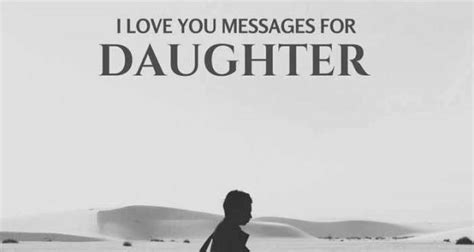 love  messages  daughter wishes